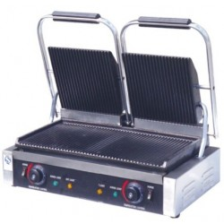 GRILL DOBLE ELÉCTRICO PROFESIONAL